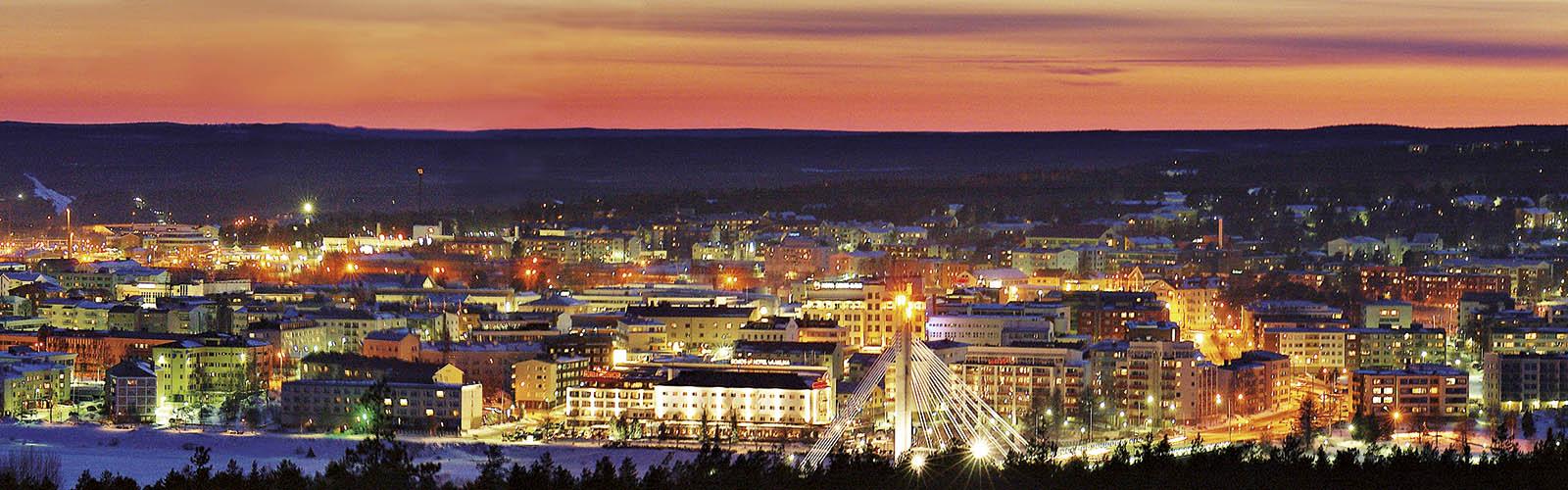 työ ja perhe Rovaniemi