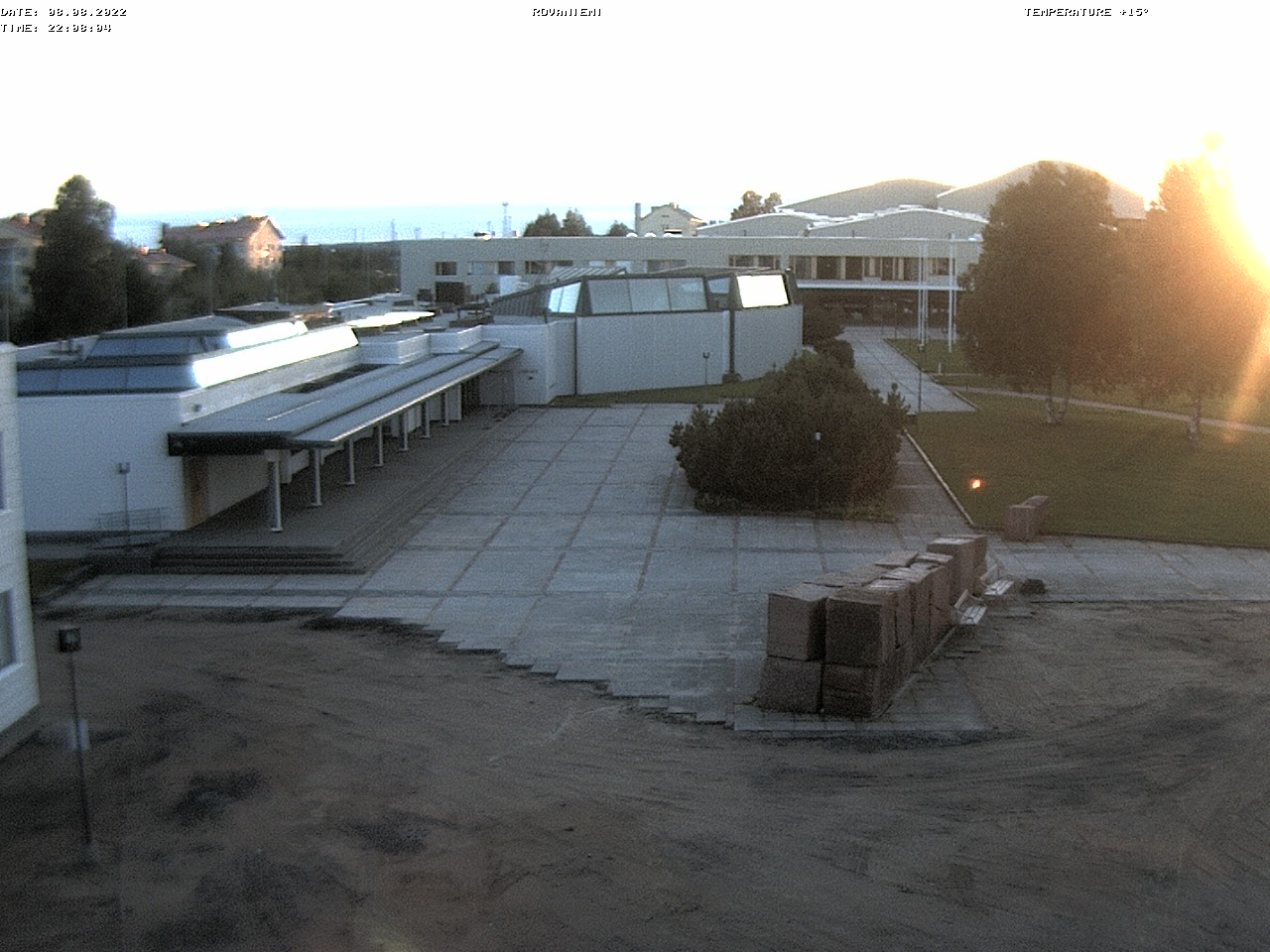 Webcam Rovaniemi - City Hall
