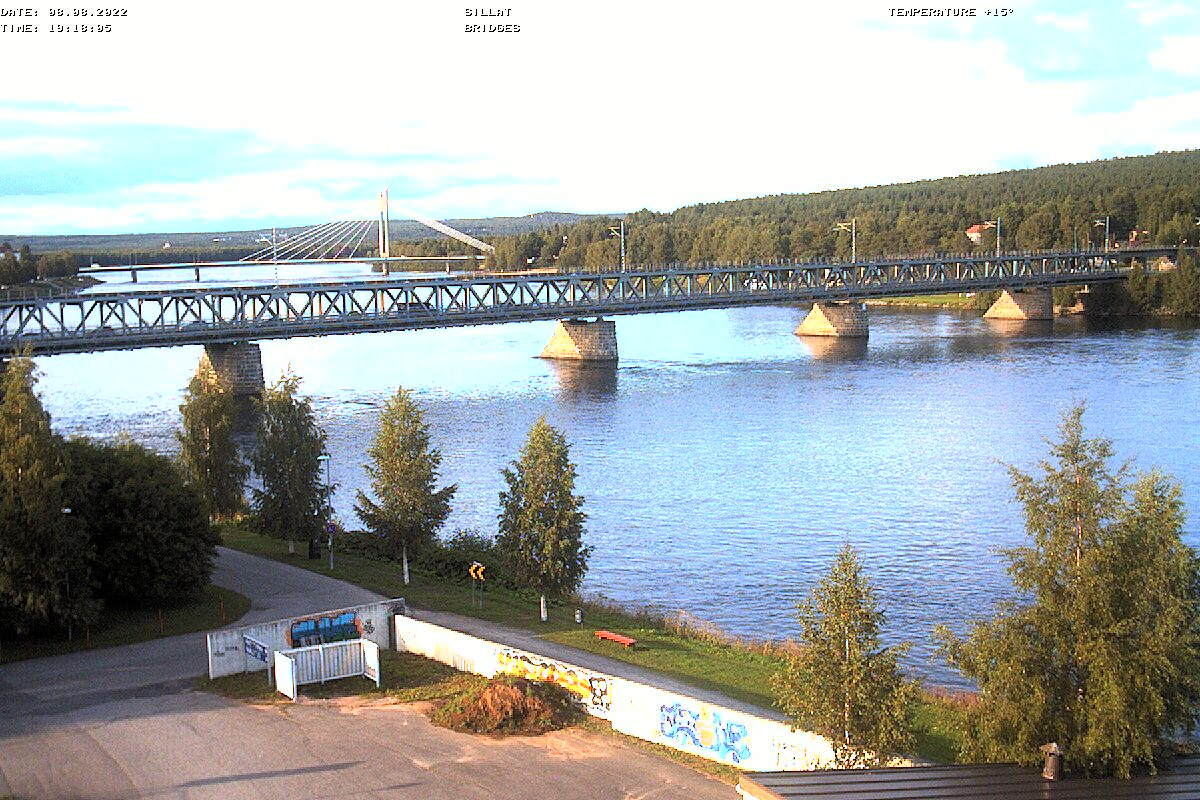 Webcam - Bridges