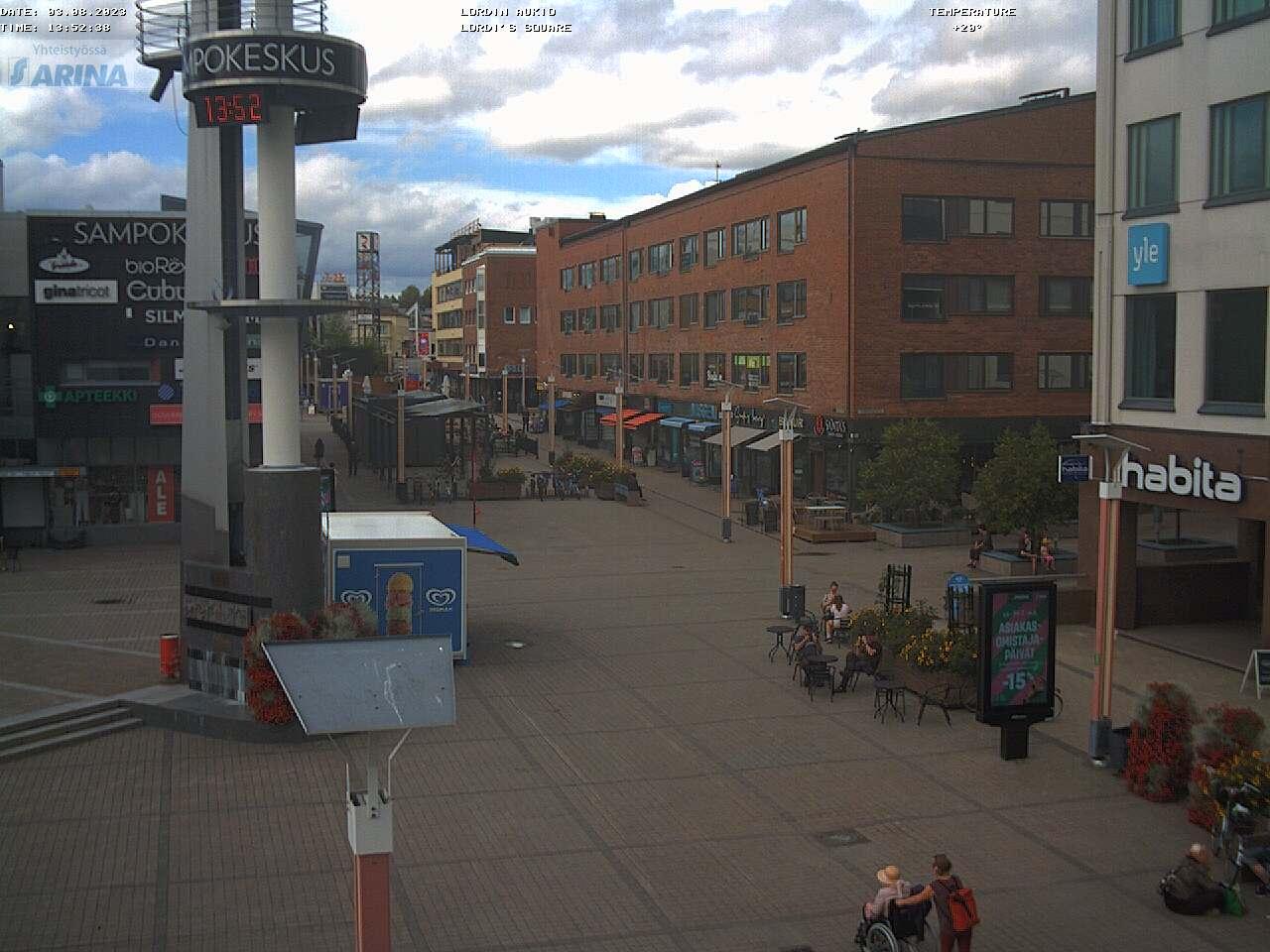 Rovaniemi Live Cam, Finland