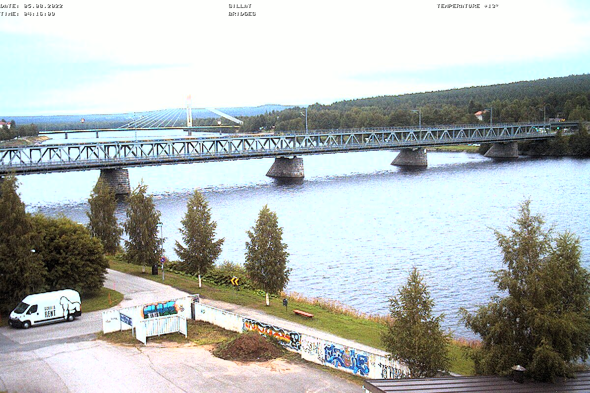 Webcam - Sillat/Bridges