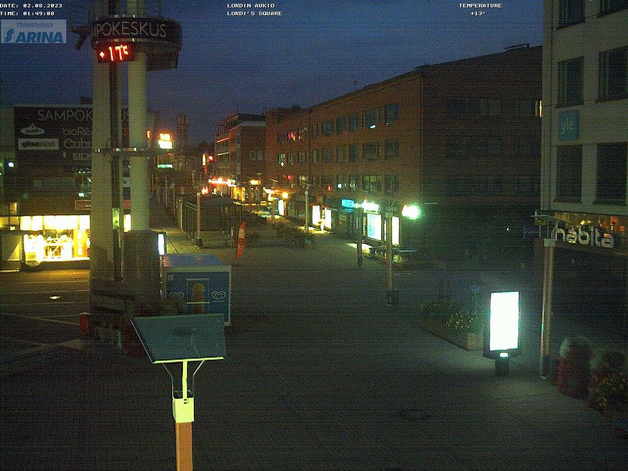 Ruka village webcam