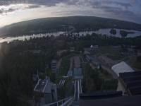 Ounasvaaran hyppyrimäen tornin webkameran esikatselukuva